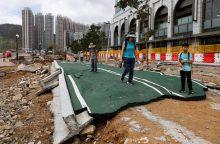 """Filipinuose taifūno """"Mangkhut"""" aukų skaičius perkopė 80"""