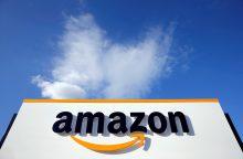 """EK ėmė tikrinti """"Amazon"""" veiklą"""
