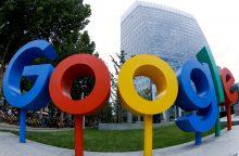 """Interneto milžinei """"Google"""" – dar vienas ES finansinis kirtis"""