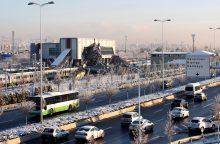 Ankaroje per traukinio avariją žuvo devyni žmonės <span style=color:red;>(atnaujinta)</span>