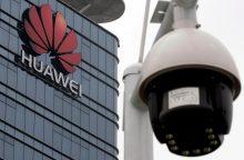 """""""Huawei"""": esame dėkingi JAV už reklamą"""