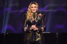 Popmuzikos karalienė Madonna švenčia 60-ąjį gimtadienį
