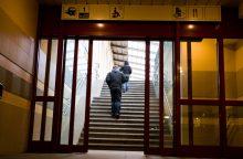 Vilniaus geležinkelio stotyje rasta mirusi moteris