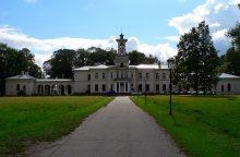 Astravo dvaro sodybos parkas bus atnaujintas po dvejų metų