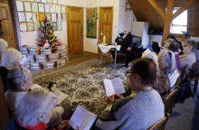 Labdaros organizacija sukvietė garbaus amžiaus klaipėdiečius