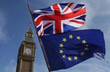 """Pagrindiniai """"Brexit"""" susitarimo projekto akcentai"""