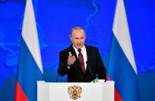 Rusija pradėjo milžiniško dujų telkinio Arktyje įsisavinimą