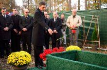 Slovėnija pradėjo karo ir pokario laikų žudynių aukų perlaidojimo projektą