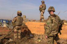 Per išpuolį Malyje žuvo 14 provyriausybinės grupuotės narių