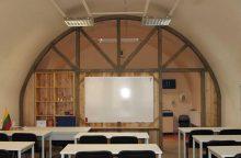 VII forte – naujos edukacinės erdvės moksleiviams