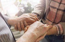 Kodėl nevalia apleisti slaugomo žmogaus odos higienos