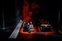 """""""Rusiškas romanas"""" užbaigs jubiliejinį teatrų festivalį Rokiškyje"""
