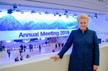 Davose – Lietuvos kibernetinio saugumo patirtis