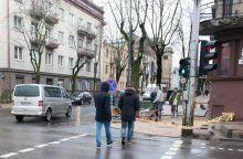 A. Mickevičiaus gatvėje – paskutinis rekonstrukcijos etapas