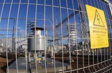 """Dėl nežinomos priežasties neveikia """"NordBalt"""" jungtis"""