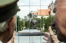 Nuspręsta: Vyčio skulptūra stovės prie Kauno pilies