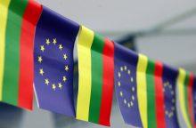 Prezidentė: Europa neaplenks Lietuvos padėties klausimo