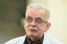 Rašytojas T. Venclova keliasi gyventi į Vilnių