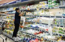 Siūloma uždrausti prekybos centrams dirbti per šventes