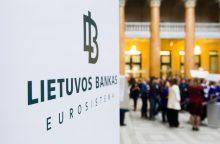 Lietuvos banko kasos Vilniuje ir Kaune dirbs ilgiau
