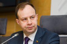 Ministro kova su savimi: ar pavyks žodžiais nugirdytą tautą užkoduoti?