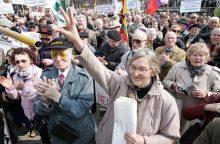 Ekonomistai įvertino siūlomą pensijų reformą: sprendimas nesuprantamas