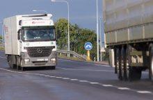 Transporto sektoriuje – didžiausias augimas per penkerius metus