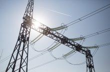 Lietuvoje elektra pabrango, Latvijoje ir Estijoje atpigo