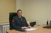 Atranką į Marijampolės policijos vadovus laimėjo M. Baršys