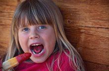 Vaikų mityba vasarą: ne visi maitinasi sveikiau