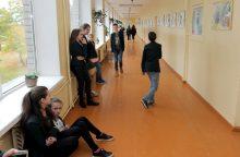 Mokinių taryba telks pakaunės moksleivius
