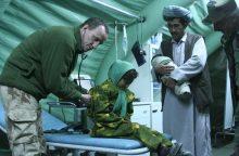 Dėl ko karo gydytojui skauda širdį?