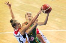 Naujas Lietuvos krepšininkių iššūkis – aštuntfinalis