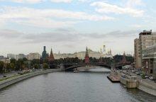 Maskvos gyventojai ieško atsakymų, kodėl sutriko GPS
