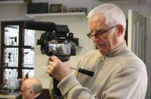 Mirė žurnalistas, kino ir televizijos operatorius S. Dargis