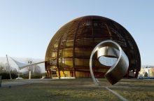 Prezidentūra: narystė CERN – galimybės Lietuvos mokslui ir verslui