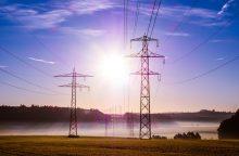 Ketvirtadalį šalies elektros poreikio šiemet tenkina atsinaujinantys ištekliai