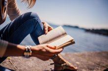 Ką skaityti vasarą? <span style=color:red;>(knygų apžvalgos)</span>