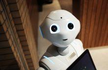 Susisiekimo ministerijoje dirbs robotai