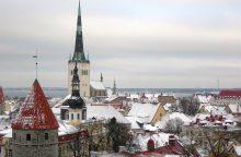 Estija švenčia 99-ąsias nepriklausomybės metines
