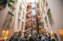 Senamiesčio gyventojai atveria kiemelius: pasidalins Vilniaus istorija