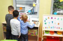 Šiemet Vilniaus darželių finansavimas išaugo iki 300 mln. eurų