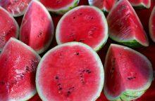 Lietuvių vasaros prekių hitai: arbūzai, braškės ir pomidorai
