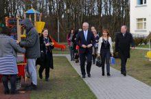 Kauno rajonas plečia pradinių mokyklų tinklą