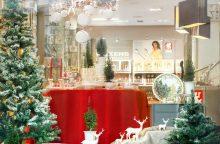 Vilnius renka gražiausią kalėdinę vitriną – kviečiame balsuoti