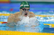 G. Titenis Prancūzijoje įvykdė olimpinį B normatyvą