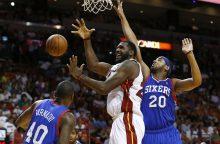 """Į """"Žalgirį"""" atvyksta NBA patirties sukaupęs vidurio puolėjas B. Daviesas"""