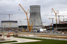 """""""Rosatom"""": Astravo AE pradės veikti 2020-ųjų vasarą"""