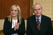 """Šiaurės Airijos """"Sinn Fein"""" perduoda vadovavimą naujajai kartai"""