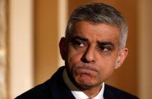 Londono meras: Britanijos nubaudimas pakenks ir ES